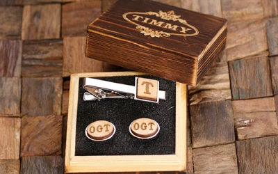Personalised Cufflinks For Different Occasions: Overview