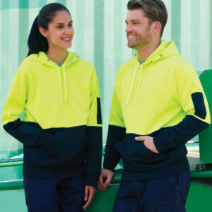 Hi-Vis Fleecy Tops