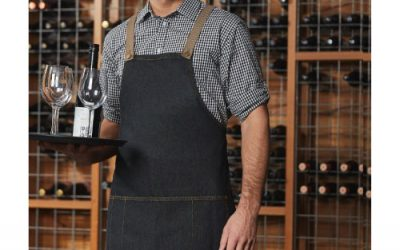 Check Out These Custom Aprons for Your Restaurant or Food Business
